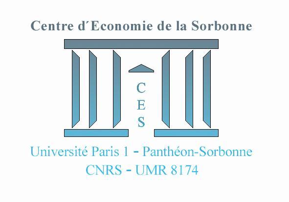 CES Sorbonne UMR 8174